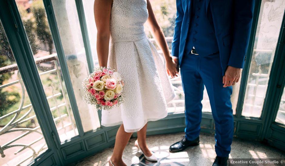 Il matrimonio di Luca e Giulia a Spotorno, Savona