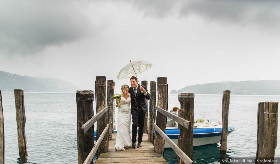 Il matrimonio di Giuseppe e Melissa a Ornavasso, Verbania