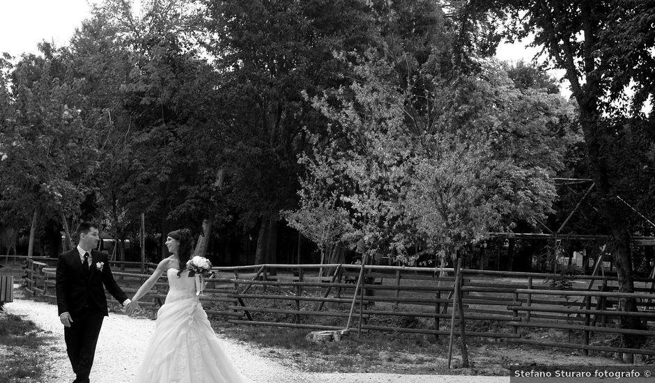 Il matrimonio di Michael e Valentina a Arre, Padova
