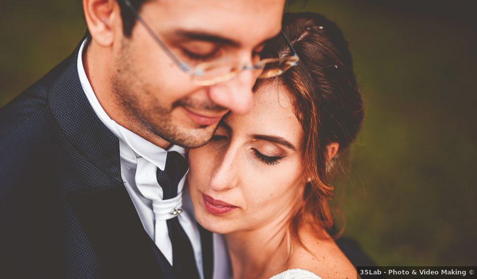 Il matrimonio di Emanuele e Ludovica a Sutri, Viterbo
