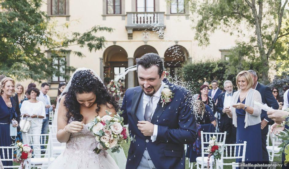 Il matrimonio di Fabio e Susanna a Lucca, Lucca