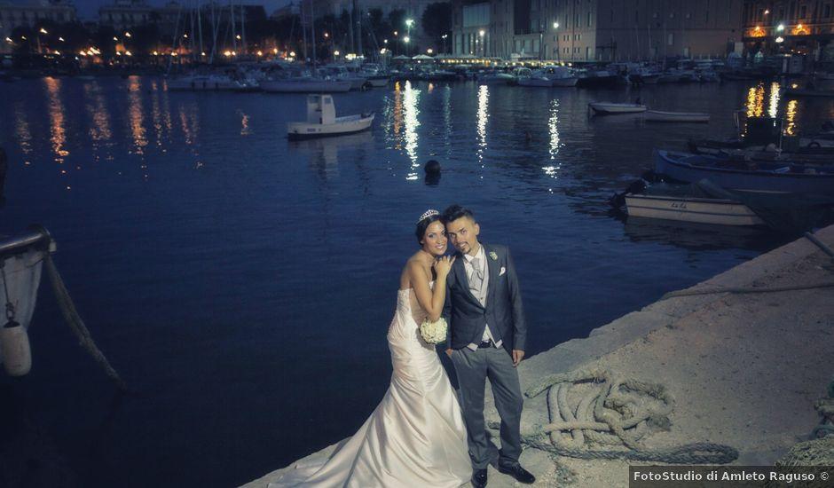Il matrimonio di Giuliano e Raffaella a Valenzano, Bari