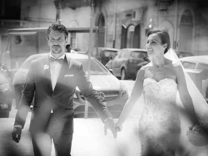 Le nozze di Maria Carmen e Pasquale