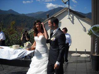 Le nozze di Roberta e Gregorio