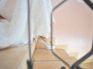 Le nozze di Alessandra e Patrizio 1