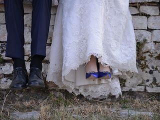 Le nozze di Alessandra e Patrizio