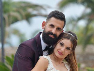 Le nozze di Cinzia e Michelangelo