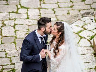 Le nozze di Mariangela e Tony