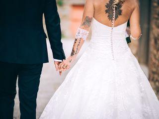 Le nozze di Eleonora e Daniele 1