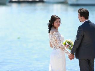 Le nozze di Salvatore e Imma
