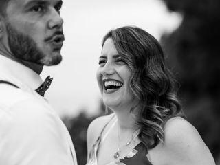 Le nozze di Esther e Paolo