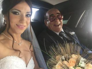 Le nozze di Flavia e Raphael 1