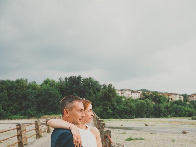 Il matrimonio di Andrea e Giulia a Borghetto di Borbera, Alessandria 19