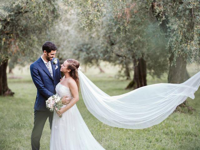 Le nozze di Moira e Albert
