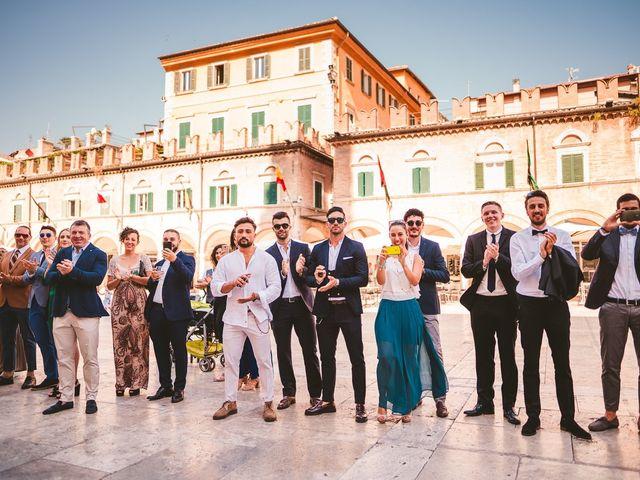 Il matrimonio di Antonio e Sara a Ascoli Piceno, Ascoli Piceno 34