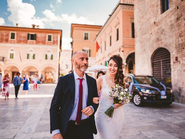 Il matrimonio di Antonio e Sara a Ascoli Piceno, Ascoli Piceno 35