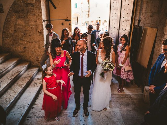 Il matrimonio di Antonio e Sara a Ascoli Piceno, Ascoli Piceno 36