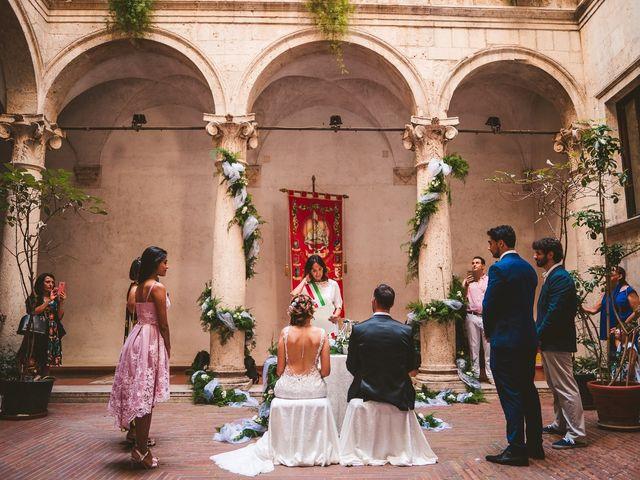 Il matrimonio di Antonio e Sara a Ascoli Piceno, Ascoli Piceno 48
