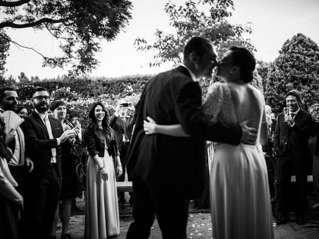 Il matrimonio di Paolo e Caterina a Roma, Roma 1