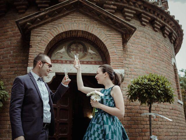 Il matrimonio di Paolo e Caterina a Roma, Roma 22