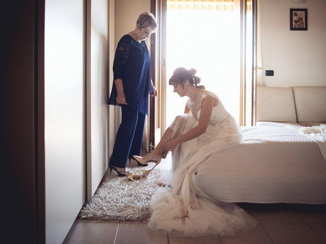 Il matrimonio di Andrea e Giulia a Pescantina, Verona 19