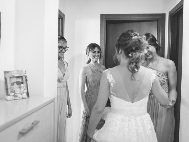 Il matrimonio di Andrea e Giulia a Pescantina, Verona 21