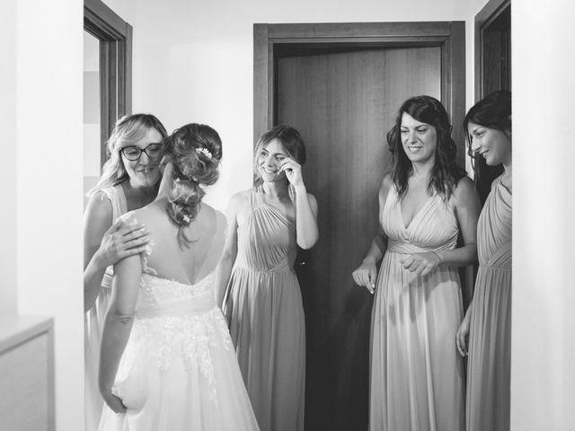 Il matrimonio di Andrea e Giulia a Pescantina, Verona 22