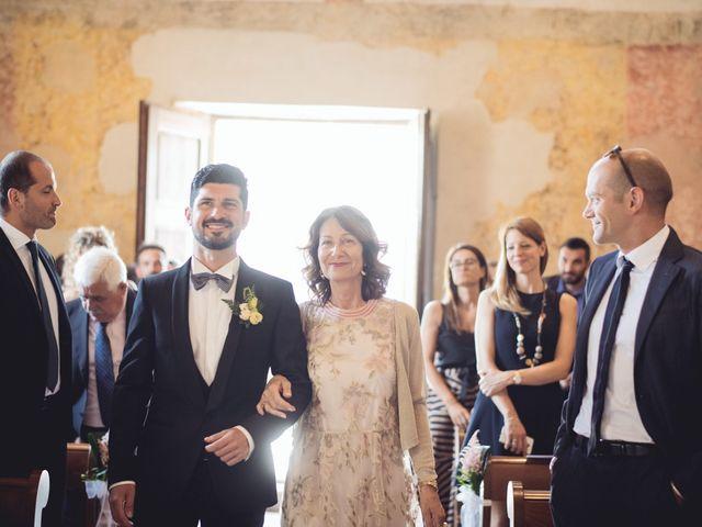 Il matrimonio di Andrea e Giulia a Pescantina, Verona 24
