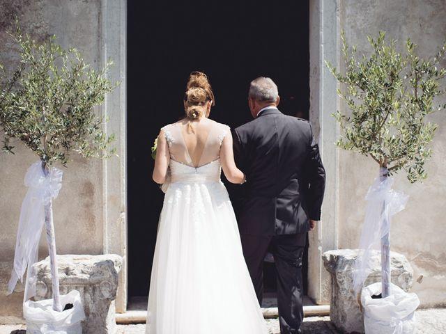 Il matrimonio di Andrea e Giulia a Pescantina, Verona 26