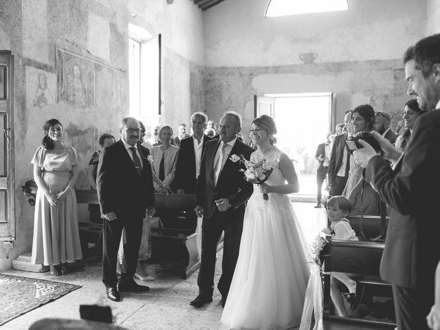 Il matrimonio di Andrea e Giulia a Pescantina, Verona 27