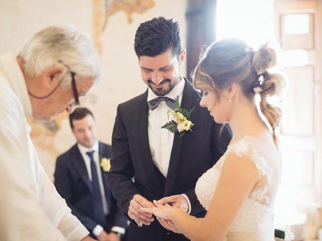 Il matrimonio di Andrea e Giulia a Pescantina, Verona 28