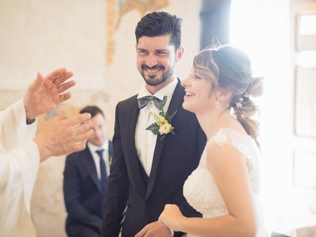 Il matrimonio di Andrea e Giulia a Pescantina, Verona 30