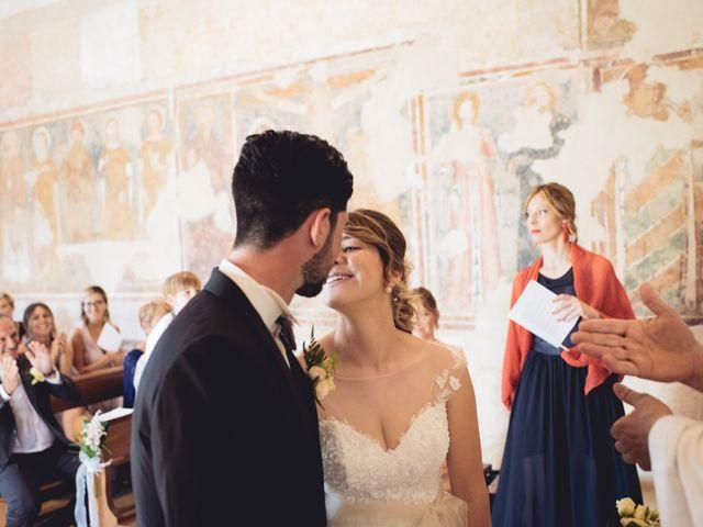 Il matrimonio di Andrea e Giulia a Pescantina, Verona 31