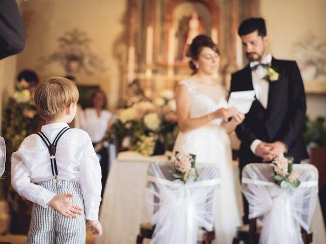 Il matrimonio di Andrea e Giulia a Pescantina, Verona 32