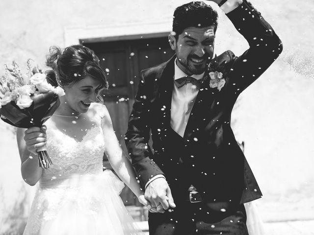 Il matrimonio di Andrea e Giulia a Pescantina, Verona 34
