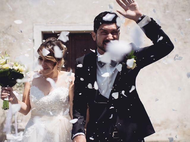 Il matrimonio di Andrea e Giulia a Pescantina, Verona 35
