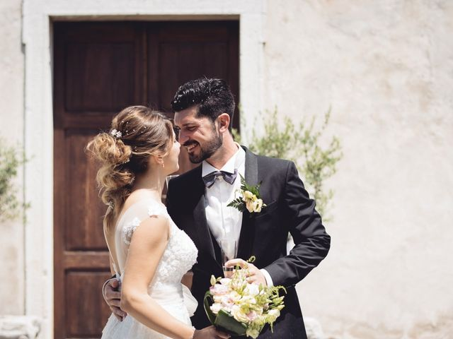 Il matrimonio di Andrea e Giulia a Pescantina, Verona 38