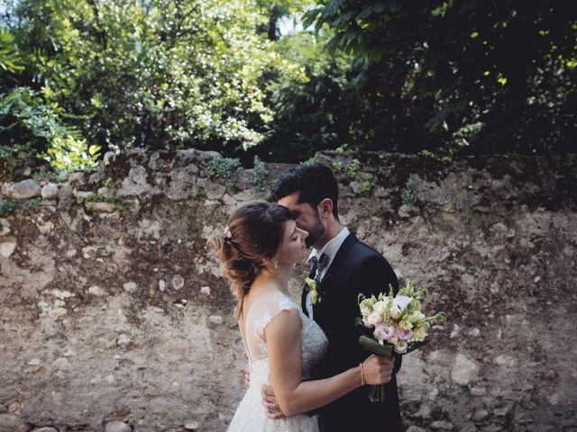 Il matrimonio di Andrea e Giulia a Pescantina, Verona 39