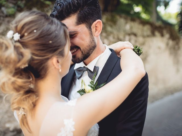 Il matrimonio di Andrea e Giulia a Pescantina, Verona 42
