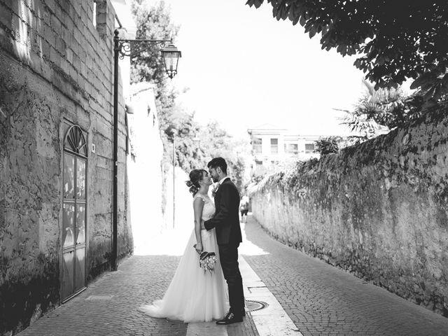 Il matrimonio di Andrea e Giulia a Pescantina, Verona 43