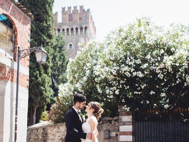 Il matrimonio di Andrea e Giulia a Pescantina, Verona 1