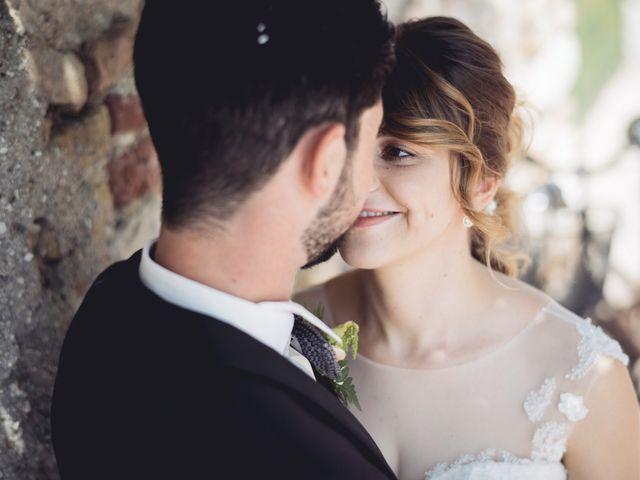 Il matrimonio di Andrea e Giulia a Pescantina, Verona 46