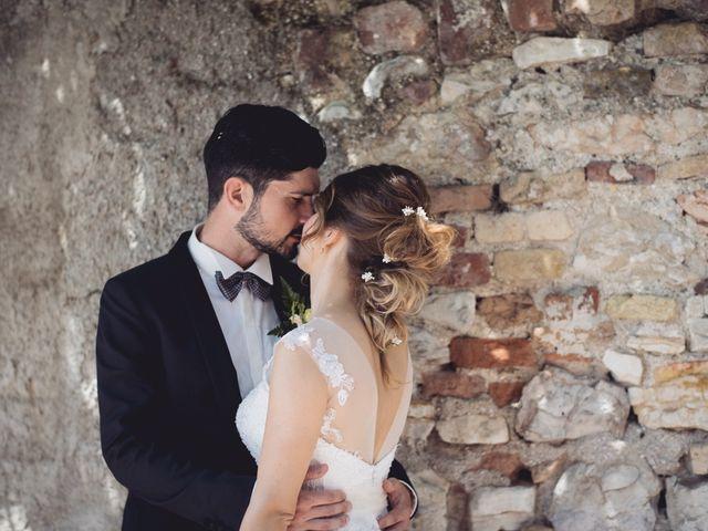 Il matrimonio di Andrea e Giulia a Pescantina, Verona 47