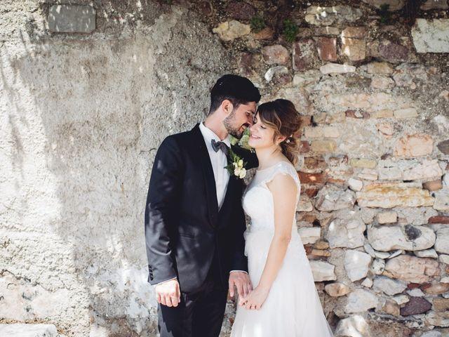Il matrimonio di Andrea e Giulia a Pescantina, Verona 49
