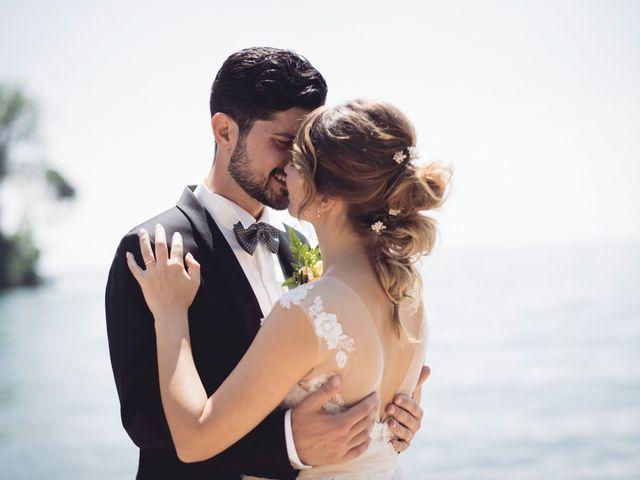 Il matrimonio di Andrea e Giulia a Pescantina, Verona 52