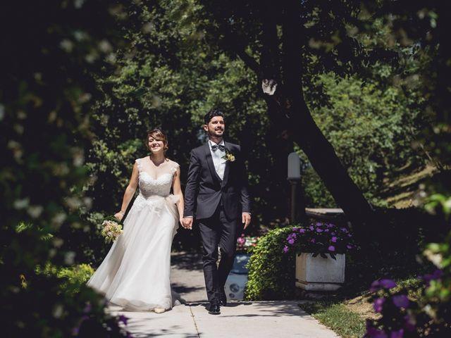 Il matrimonio di Andrea e Giulia a Pescantina, Verona 54