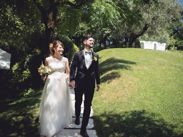 Il matrimonio di Andrea e Giulia a Pescantina, Verona 55