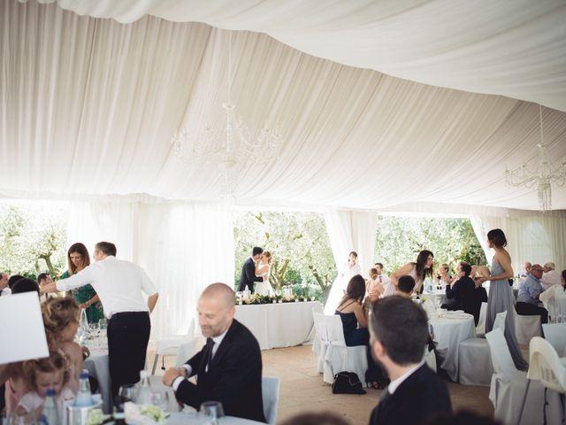Il matrimonio di Andrea e Giulia a Pescantina, Verona 59