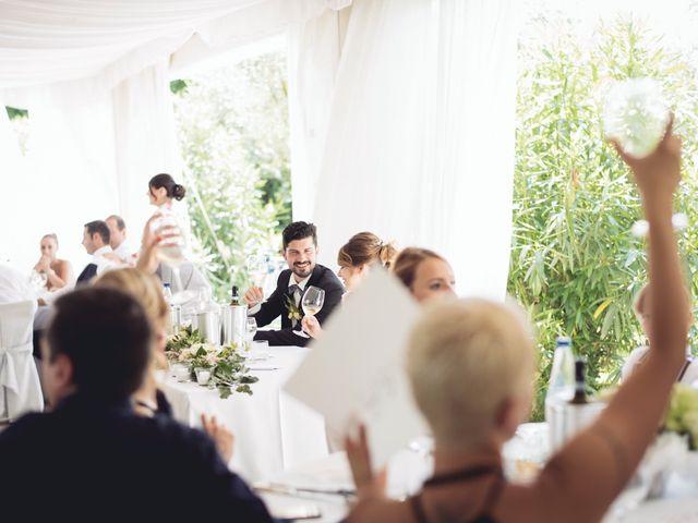 Il matrimonio di Andrea e Giulia a Pescantina, Verona 60