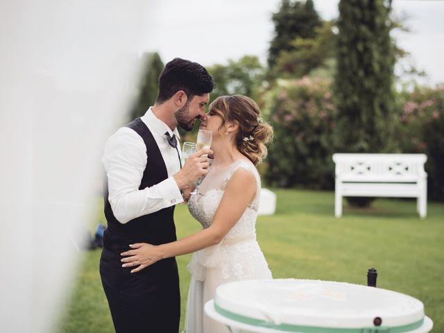 Il matrimonio di Andrea e Giulia a Pescantina, Verona 68